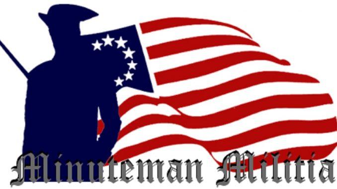 Minuteman Militia Minutemen