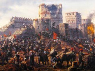 Constantinople Falls