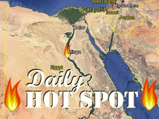 Coptic Christians Massacred