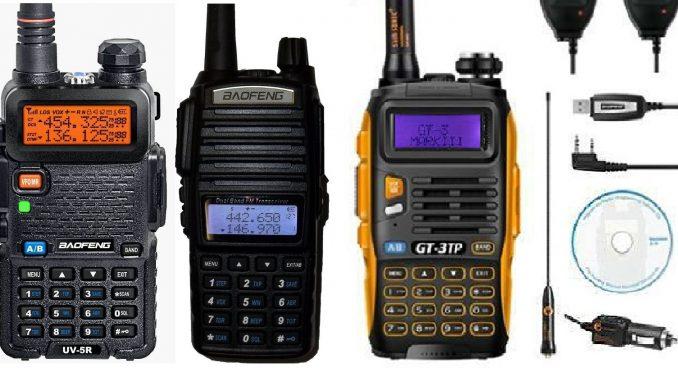 Baofeng Radios