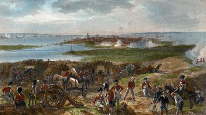 Surrender at Charleston