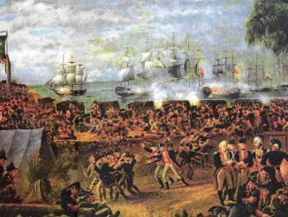 Commodore Parker Assaults Charleston