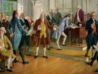 Congress approves declaration of independence