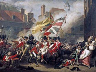 British Proclamation