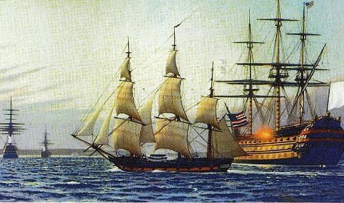 John Paul Jones USS Ranger