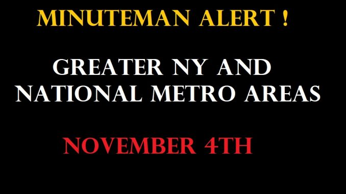 Minuteman Alert