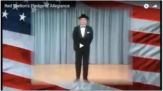 The Pledge Red Skelton
