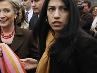 Hillary Huma Abedin