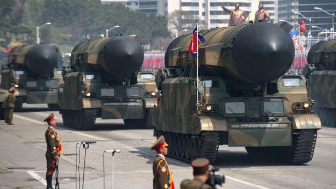 north korea military capabilities